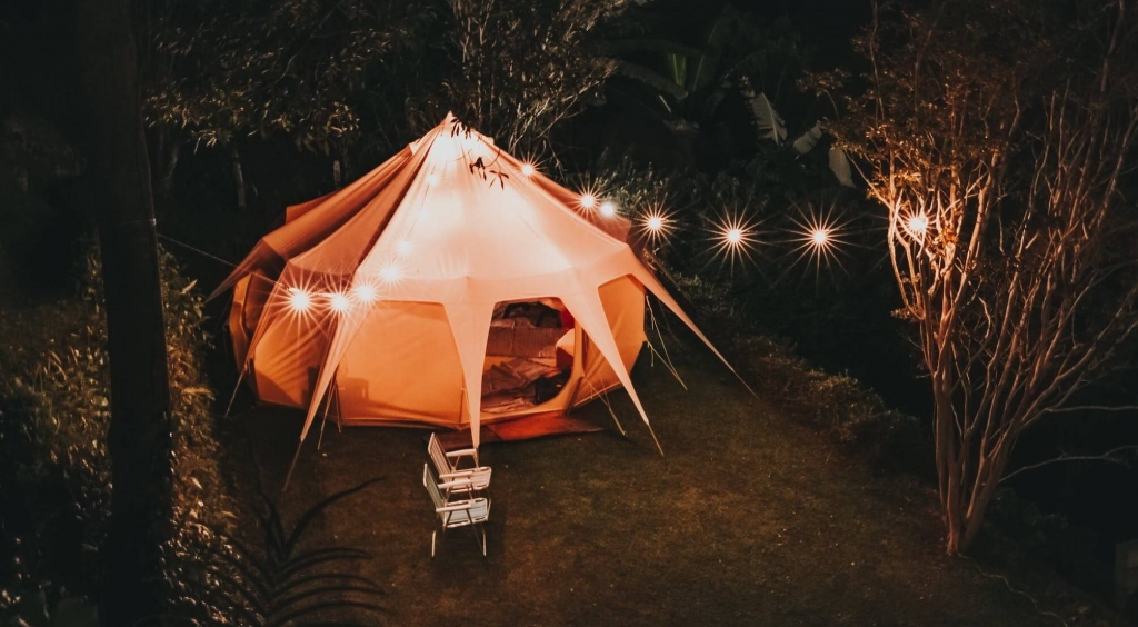 feature bell tent