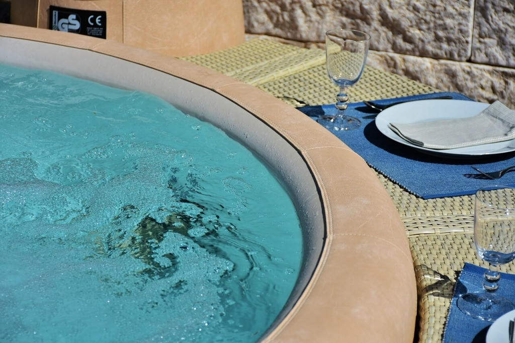 feature hot tub