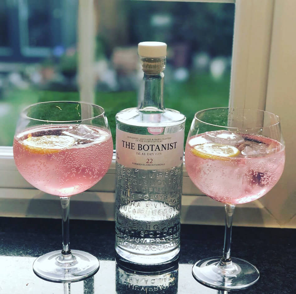 rosy gin