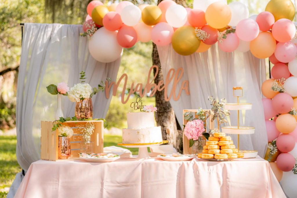 pinterest worthy party decor